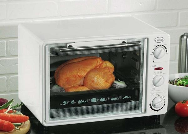 Микроволновка для приготовления курицы