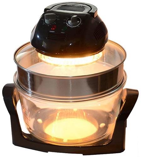 Аппарат с галогенным нагревателем