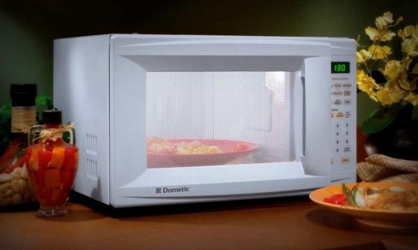 Блюдо в микроволновке