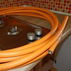 Выбор шланга для газовой плиты