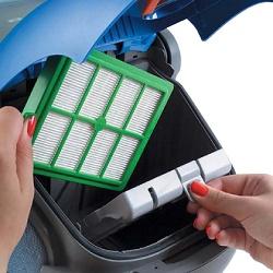 Можно ли мыть НЕРА-фильтр и другие фильтры от пылесоса