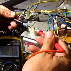 Устранение неисправностей микроволновой печи своими руками