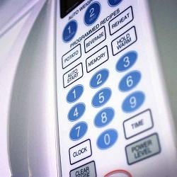 Ремонт сенсорной панели микроволновки своими руками