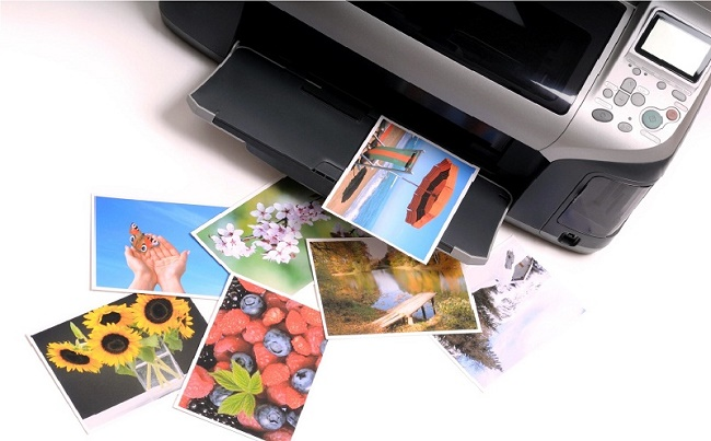 Фотографии и принтер