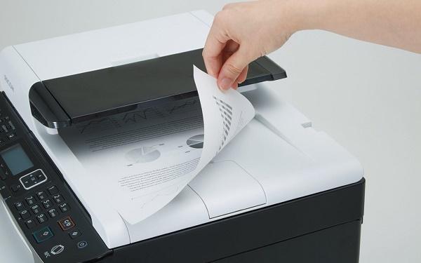 Лазерный принтер печать документов