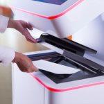 Сканирование документов с принтера на компьютер