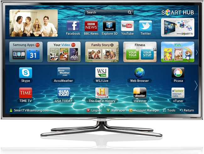 Операционная система умнных телевизоров