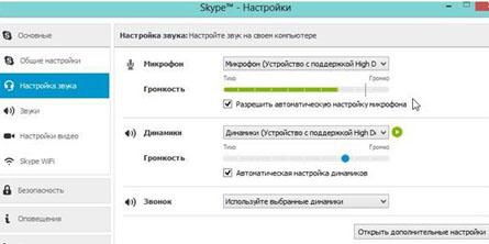 Проверка через скайп