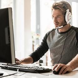 Как подключить и настроить наушники на компьютере