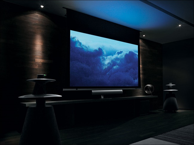 Проекционный телевизор