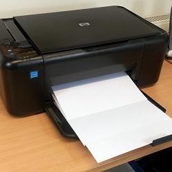 Что делать, если принтер не печатает черным цветом