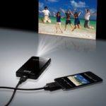 Подключение телефона к проектору