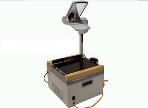 Проектор с вентилятором