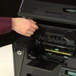 Ошибки принтера HP