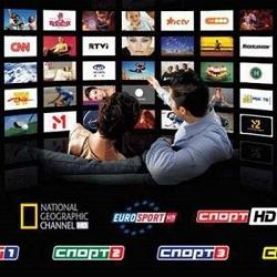 Подключение и настройка IPTV на телевизоре