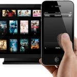 Синхронизация iPhone с телевизором