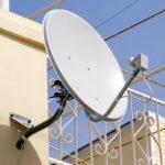 Подключение спутниковой тарелки к телевизору