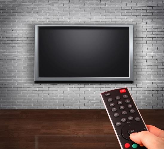 Новый пульт для телевизора
