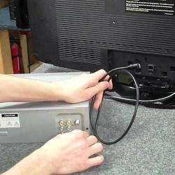 Способы подключения видеомагнитофона к телевизору
