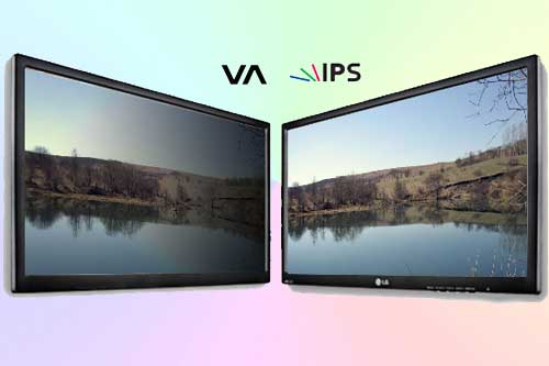 VA и IPS матрица