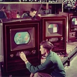 Кем и когда был изобретен первый телевизор