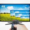 Оптимальное разрешение экрана для телевизора