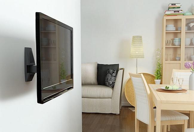 Телевизор на подвесе