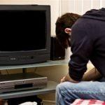 Не включается телевизор