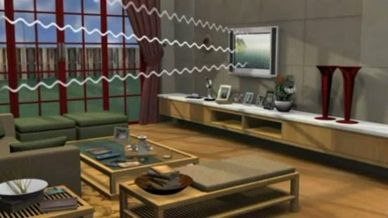 Радиация от телевизора