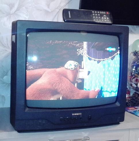Мерцание экрана кинескопа