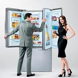 Какая потребляемая мощность у холодильника