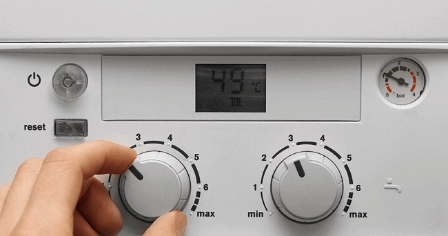 Регулировка температуры