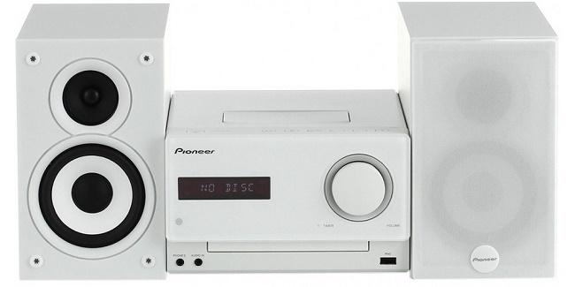 Pioneer X-CM42BT-W
