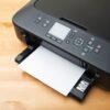 Принтер печатает пустые листы – причины и их устранение