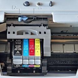 Струйный принтер – из чего состоит и как работает