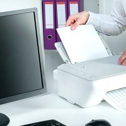 Печать с компьютера