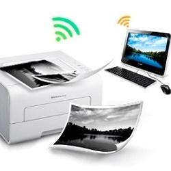 Беспроводное подключение принтера через Wi-Fi