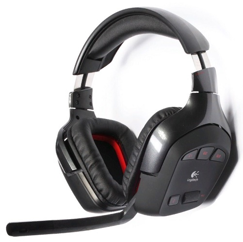Logitech G Wireless Gaming Headset G930