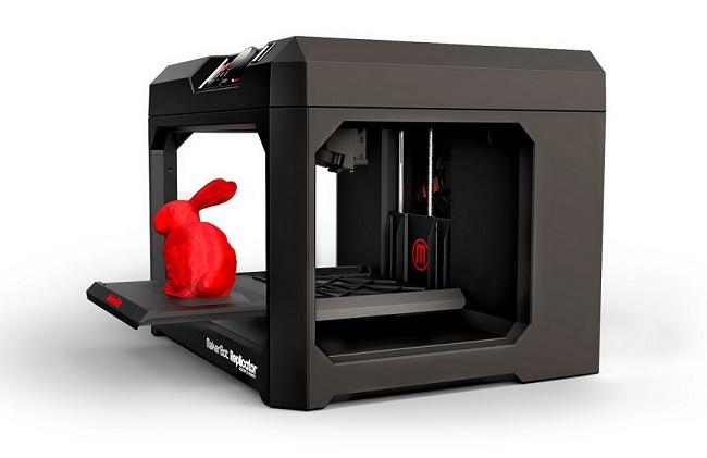 Заяц в 3Д принтере
