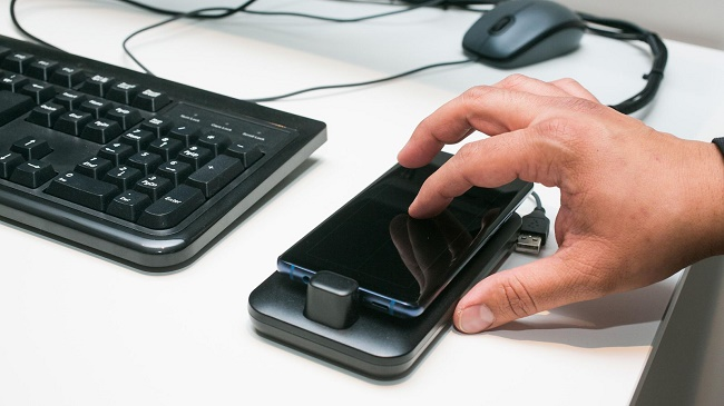 Подключение клавиатуры и мыши