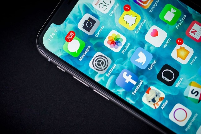 iPhone Х экран