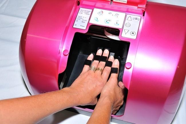 Маникюрный принтер