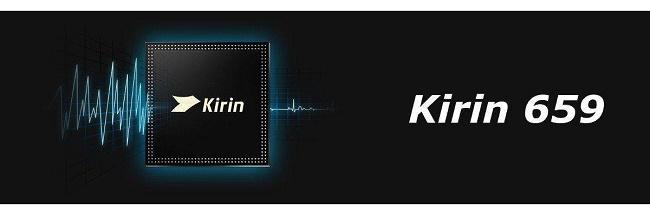 Kirin 659 с видеопроцессором Mali T830 MP2