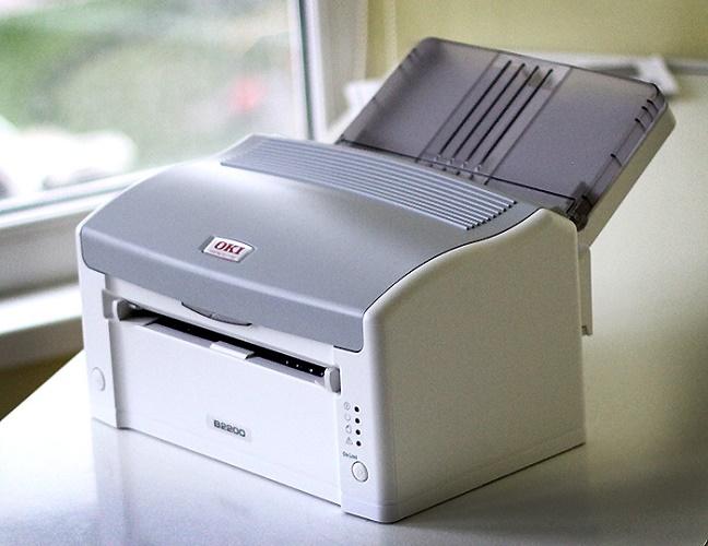 Сетодиодный принтер