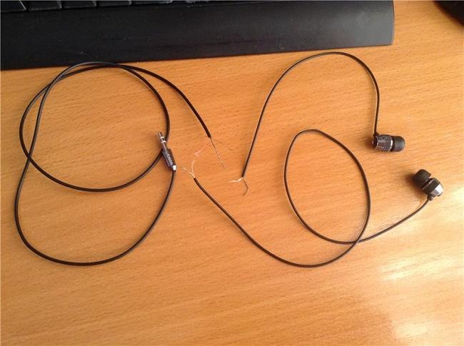 Порыв кабеля