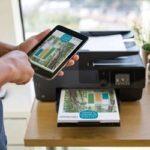как подключить принтер к телефону/планшету