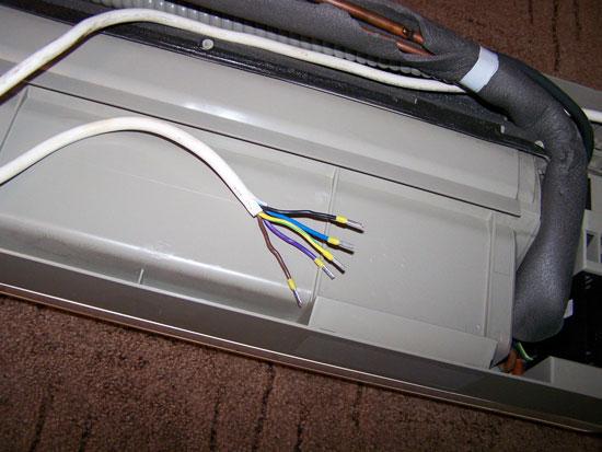 Требования к кабелю