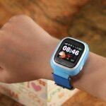 как настроить детские часы с gps