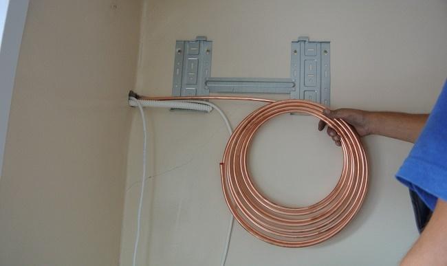 Кабель для соединения блоков кондиционера