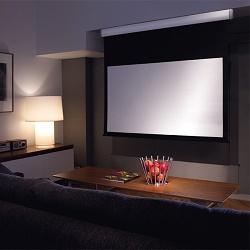 Выбор экрана для проектора